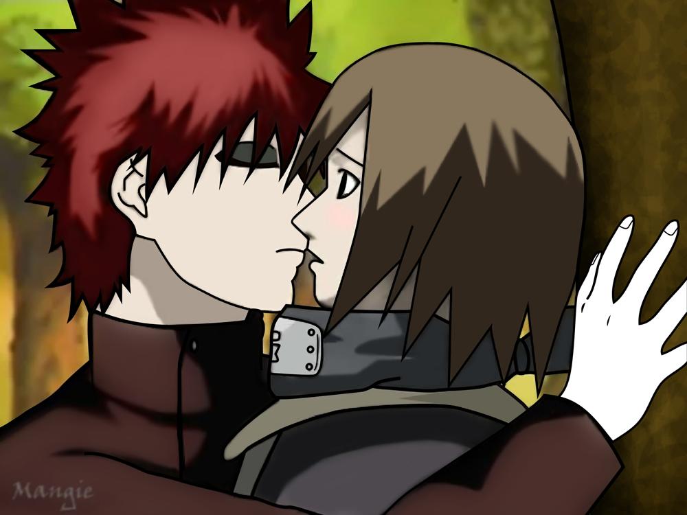 Гаара и Мацури на сайте про Гаару